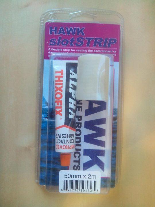 LABIOS ORZA HAWL SLOT STRIP