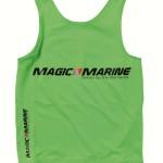 MAGIC MARINE RASH VEST TANKTOP
