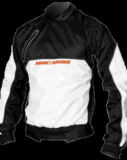 MAGIC MARINE Racing transpirable Spraytop - Negro